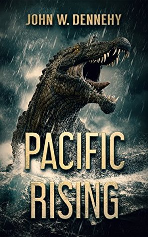 Book cover for Pacific Rising