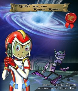 Book cover for Quest for the Rogue Robot