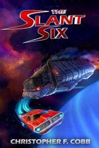 Book cover The Slant Six