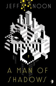 Book cover for A Man of Shadows