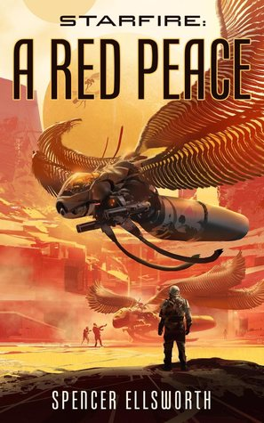 Book cover for A Red Peace