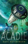 Book cover for Acadie