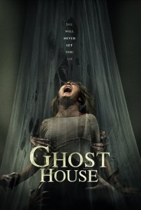 Movie cover for Ghost House