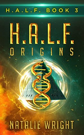 Book cover for H.A.L.F. Origins