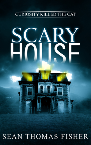 Book cover for Scary House