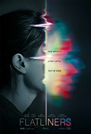 Movie cover for Flatliners