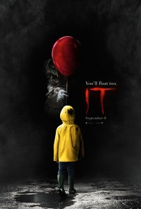 Movie poster for IT