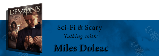 Interview Banner Miles Doleac Demons