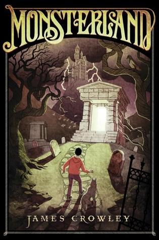 Book cover for Monsterland