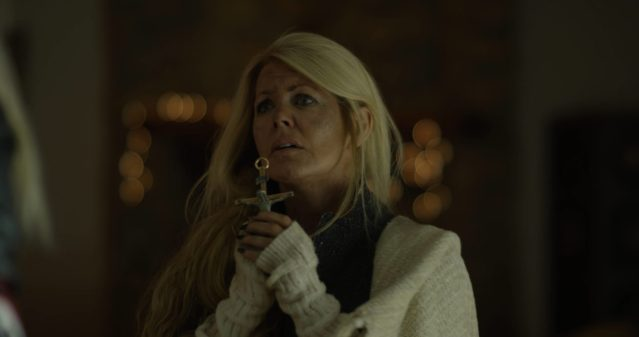 Tracey Birdsall in The Time War