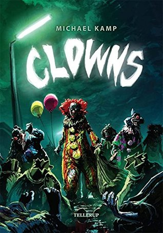 Clowns Book Cover