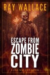 Book cover for Escape from Zombie City