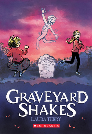Book cover for Graveyard Shakes