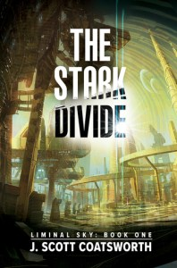 Book cover for The Stark Divide