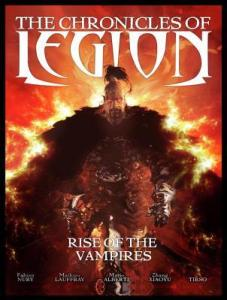 Book cover for Chronicles of Legion Vol 1