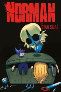 Book cover for Norman the First Slash