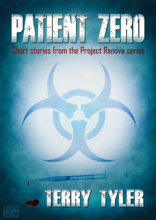 Book cover for Patient Zero
