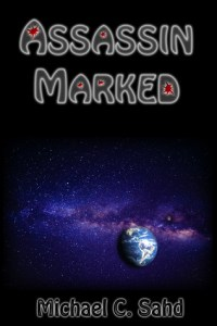 Book cover for Assassin Marked