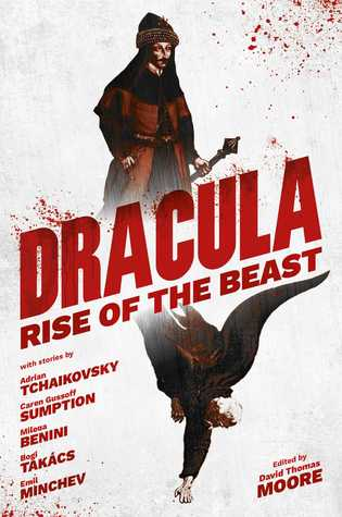 Book cover for Dracula: Rise of the Beast
