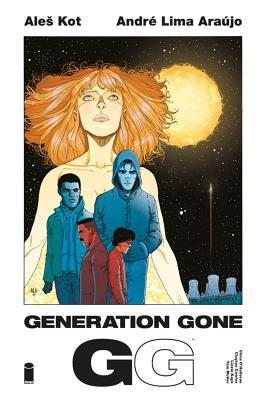 Book cover for Generation Gone
