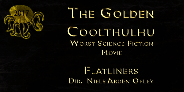 Award for Worst Science Fiction Movie