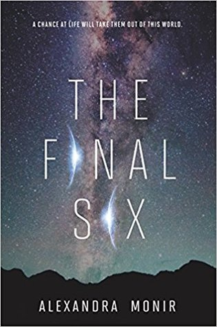 Book cover for The Final Six