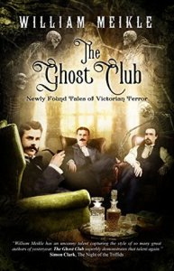 Book cover for The Ghost club