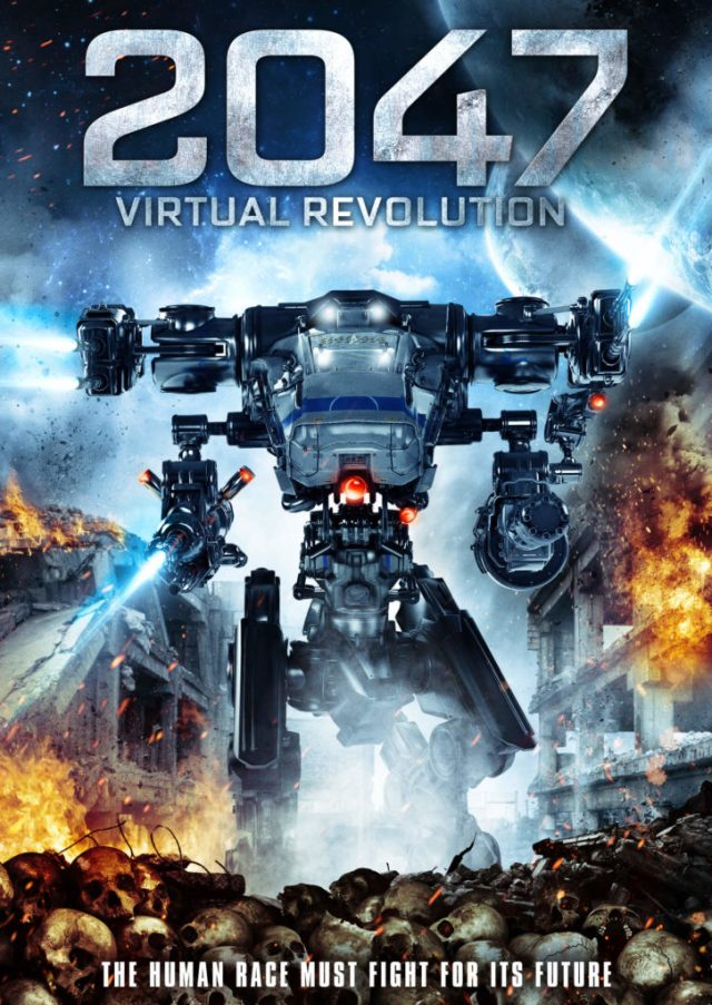 Movie poster for 2047: Virtual Revolution