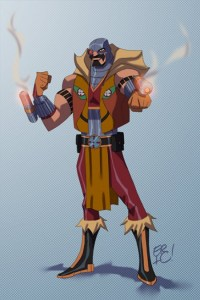 Marvel And DC Comics Characters Mashed Together - Sci-Fi ...