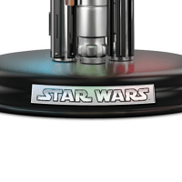 Star Wars Lamp With Illuminated Lightsabers