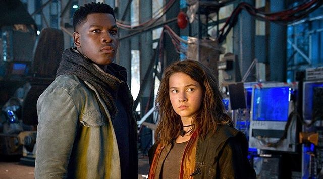 Image result for pacific rim: uprising film stills cailee