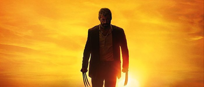 Image result for logan film poster