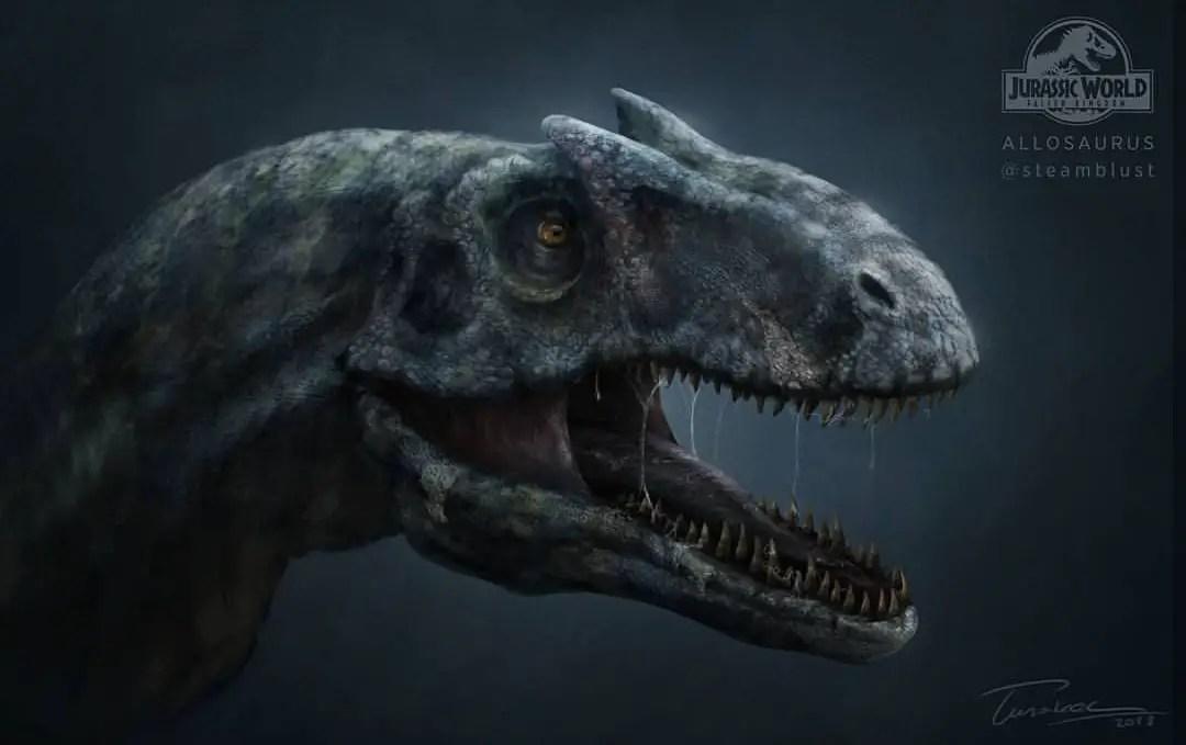 Jurassic World Fallen Kingdom Indoraptor Coloring Pages 2