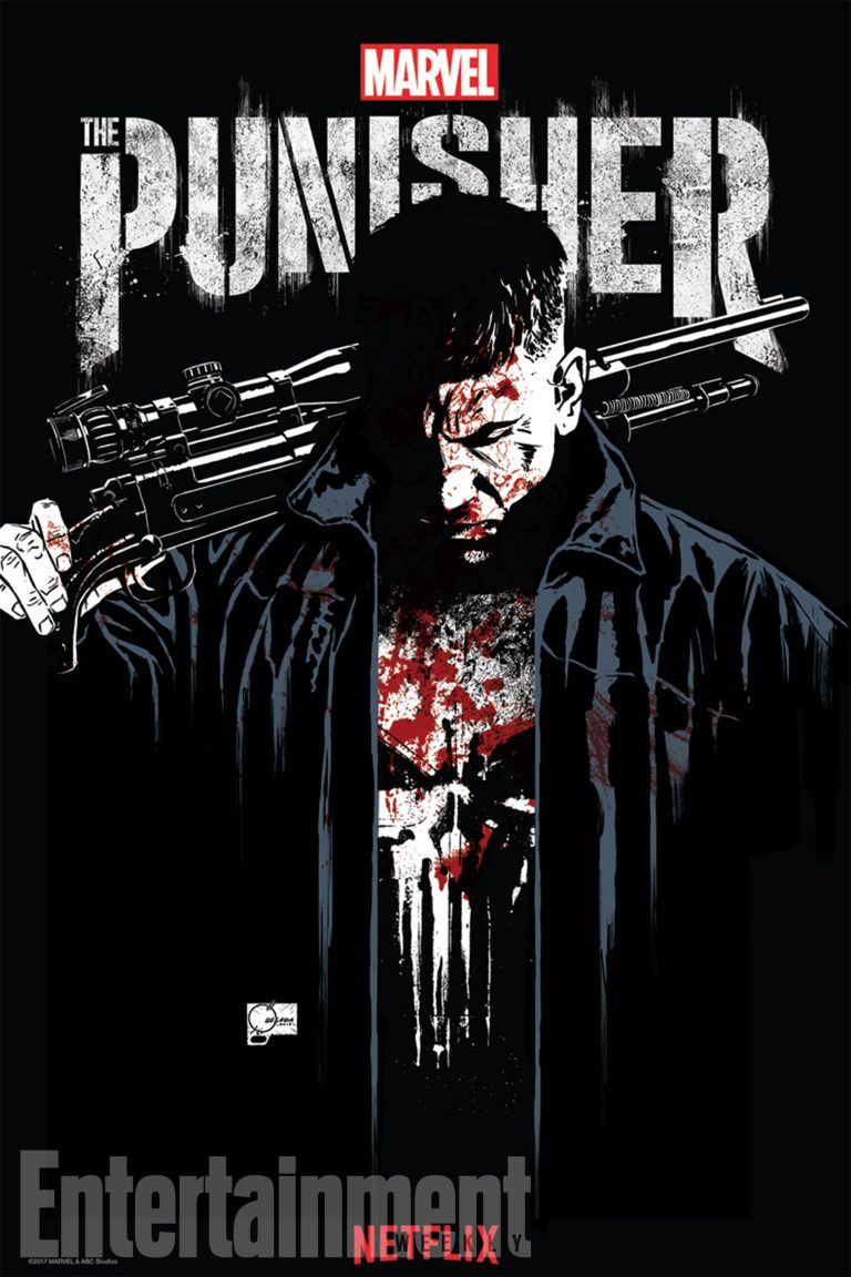 Image result for The Punisher Netflix