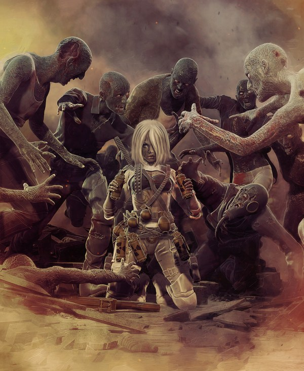Dark Fantasy And Sci-fi Works Of Bjrn Barends