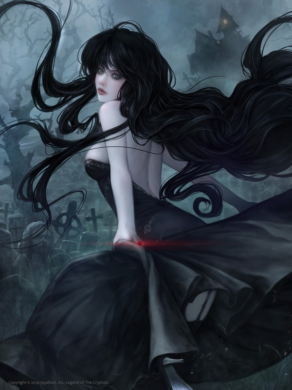 Beautiful Fantasy Illustrations Of Kisun Park