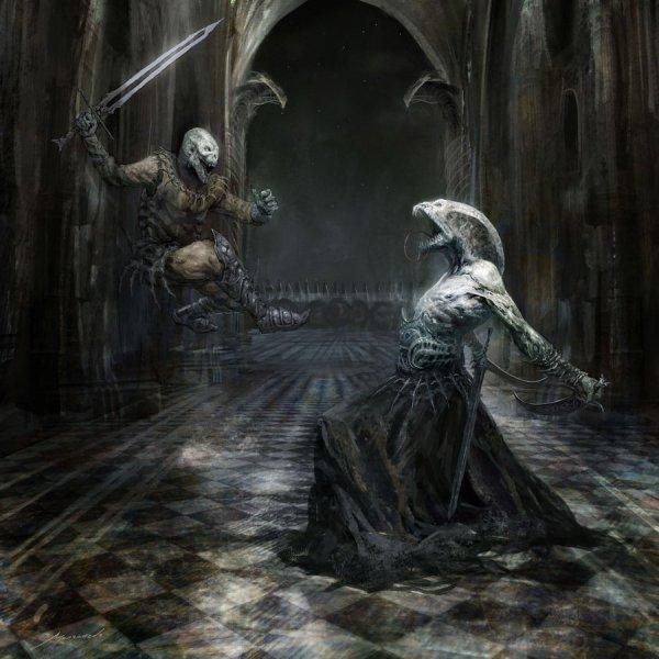 Dark Artworks Of Antonio Jos Manzanedo Fantasy Art