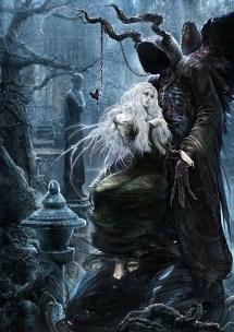 glorious dark fantasy art