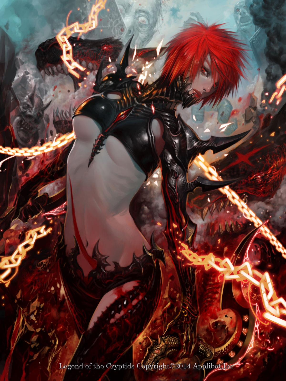 Anime Steampunk Girl Wallpaper The Amazing Digital Artworks Of Rupid Leejm Fantasy Art