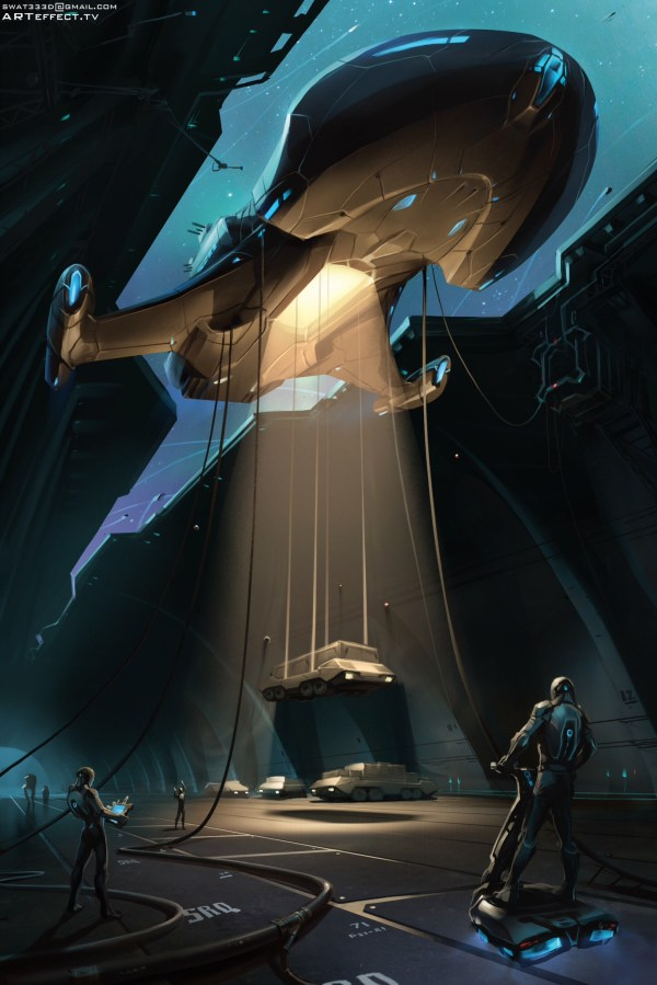 Fantastic Art Of Svyatoslav Gerasymchuk Sci-fi Artist