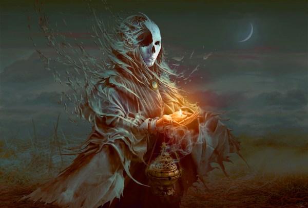 Dark Fantasy Art Of Piotr Ruszkowski Digital Artist