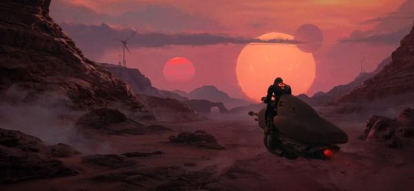 Science Fiction Art Of Thu Berchs Digital Artist
