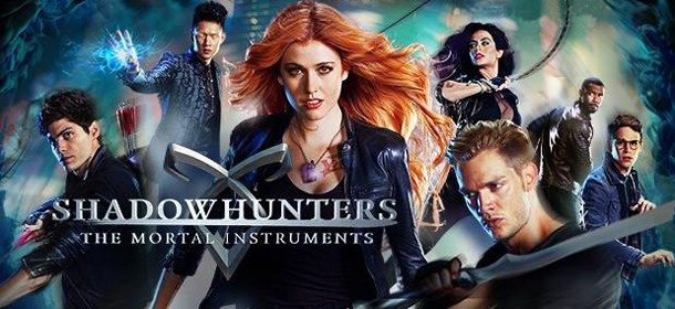 Image result for the shadowhunters series
