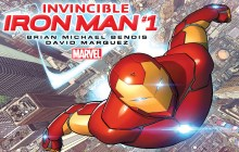 A Preview of Iron Man #1