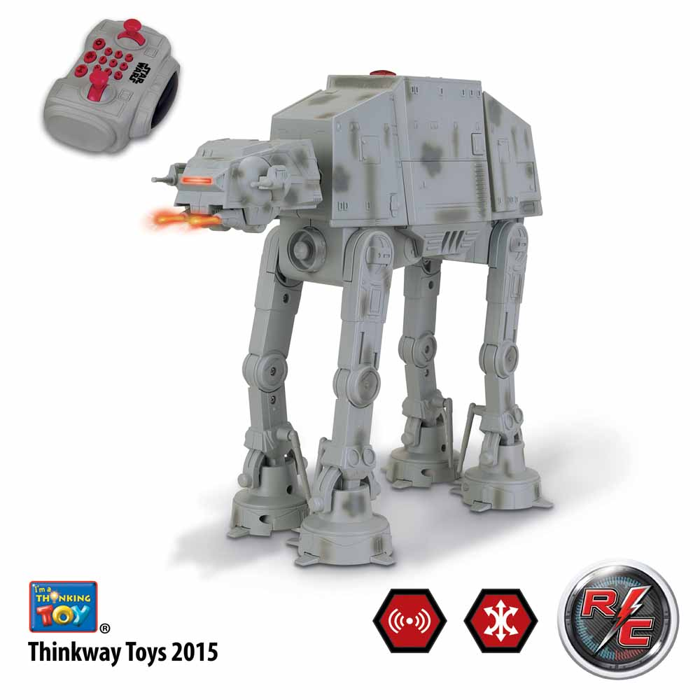 New Star Wars Toys : Thinkway toys new star wars animatronic interactive