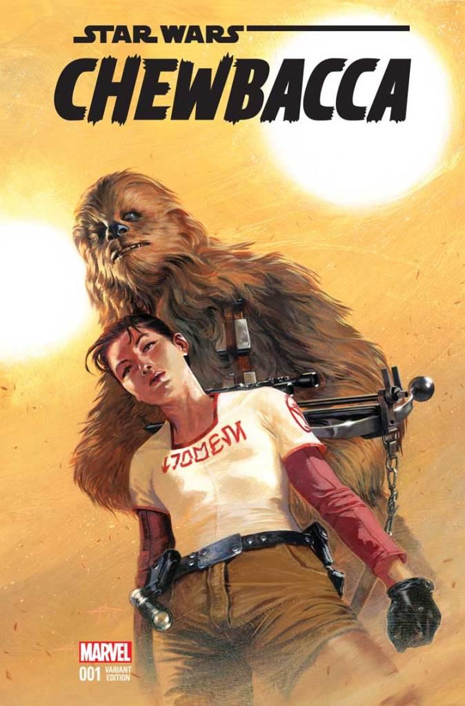 Chewbacca Variant