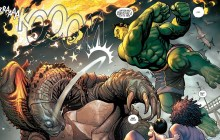 A Look at the Totally Awesome Hulk #1