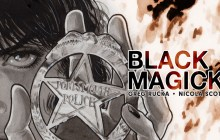 Black Magick #1 Coming from Image Comics