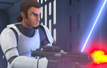 STAR WARS REBELS: Stealth Strike - New Images and Clip
