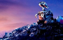 SCI-FI NERD - WALL-E (2008): Love And Robots In Outer Space